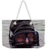Scuba Diver  Weekender Tote Bag