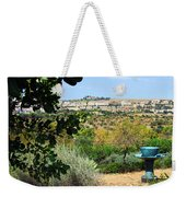Sculpture Garden In Sicily 2 Weekender Tote Bag
