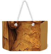 Sculpture Olympia 2 Weekender Tote Bag by Bob Christopher