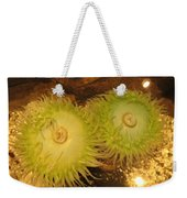 Sea Anemone Weekender Tote Bag
