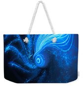 Sea At Night Weekender Tote Bag