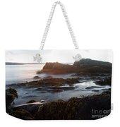 Sea At Sunset Weekender Tote Bag