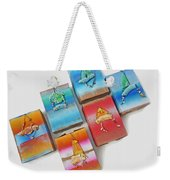 Sea Boxes Weekender Tote Bag