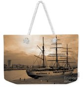Sea Cloud II Weekender Tote Bag