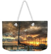 Sea Dream Weekender Tote Bag