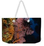 Sea Fans And Crinoid, Fiji Weekender Tote Bag