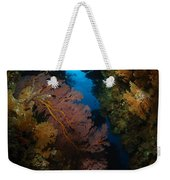 Sea Fans, Fiji Weekender Tote Bag