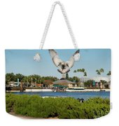Sea Gull With Full Flaps Weekender Tote Bag