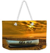 Sea Isle Dawn Weekender Tote Bag