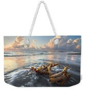 Sea Jewel Weekender Tote Bag