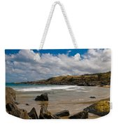 Sea Landscape With Bay Beach Weekender Tote Bag