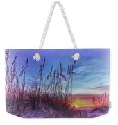 Sea Oats 5 Weekender Tote Bag