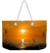 Sea Oats  Weekender Tote Bag