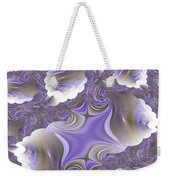 Sea Of Lavender Weekender Tote Bag