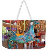 Sea Serpent Carousel Ride Weekender Tote Bag