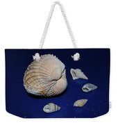 Sea Shells Weekender Tote Bag