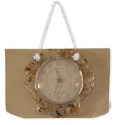 Sea Shells Time Weekender Tote Bag