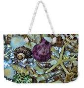 Sea Treasure - Square Format Weekender Tote Bag
