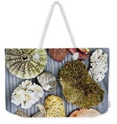 Sea Treasures Weekender Tote Bag