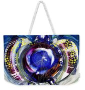 Sea Turtle Ethereal Weekender Tote Bag