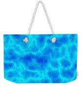 Sea Water Weekender Tote Bag