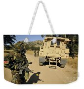 Seabees Conduct A Wash Weekender Tote Bag