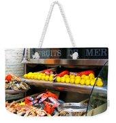 Seafood Market In Nice Weekender Tote Bag