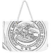 Seal: Attorney General Weekender Tote Bag