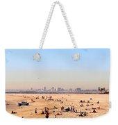 Seal Beach In January Weekender Tote Bag