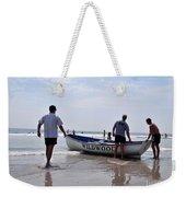 Seascape 65 Weekender Tote Bag