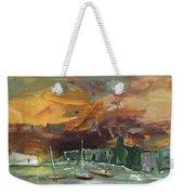 Seascape Impression In Spain 02 Weekender Tote Bag