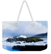 Seascape, West Cork, Ireland Weekender Tote Bag