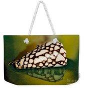 Seashell Wall Art 4 - Conus Marmoreus Weekender Tote Bag
