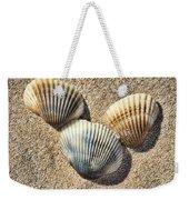 Seashells V2 Weekender Tote Bag