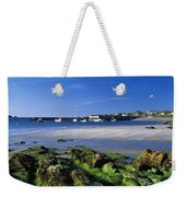 Seashore, Portnablagh, County Donegal Weekender Tote Bag