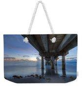 Seaside Serenity Weekender Tote Bag