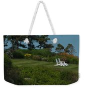 Seaside View Weekender Tote Bag