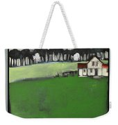Season Your Home With Love Poster Weekender Tote Bag