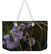 Seasonal Blues Weekender Tote Bag