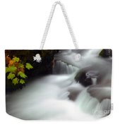 Seasons Rush By Weekender Tote Bag