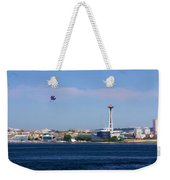 Seattle - American City Weekender Tote Bag
