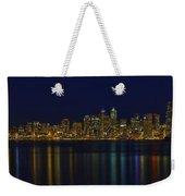 Seattle Moody Blues Weekender Tote Bag