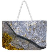 Seaweed And Boulder Weekender Tote Bag