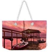 Sebring Sailing Weekender Tote Bag