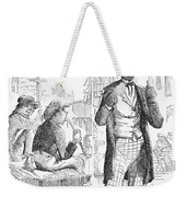 Secession Crisis, 1861 Weekender Tote Bag