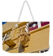 Second Floor Weekender Tote Bag