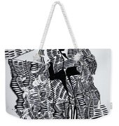 Secret Kiss Weekender Tote Bag