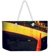 Secrets Of London Bridge Weekender Tote Bag