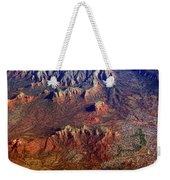 Sedona Arizona Planet Earth Weekender Tote Bag