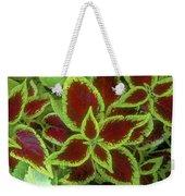 Sedona Floral Weekender Tote Bag